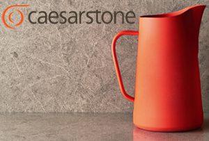 Caesarstone quartz worktops / finchgranite com/caesarstone