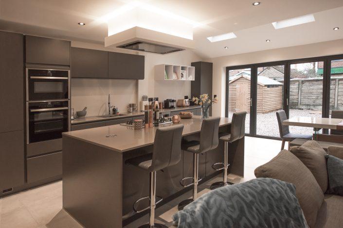 Finchs Our kitchen work portfolio