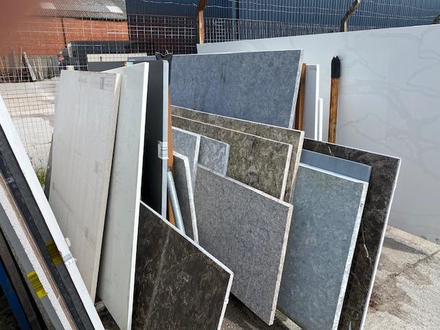 granite offcuts